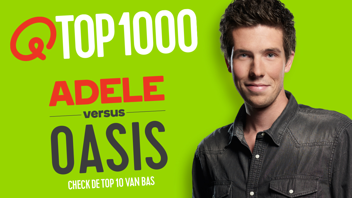 Qmusic teaser top1000 djs bas