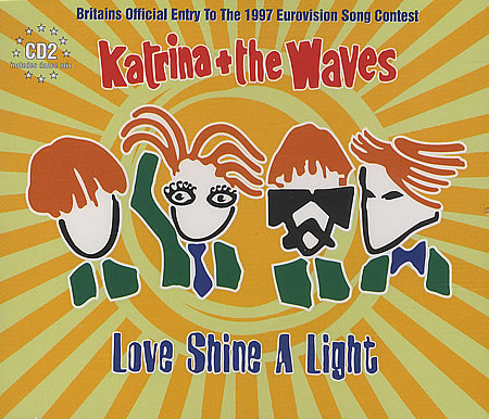 Katrina the waves love shine a light