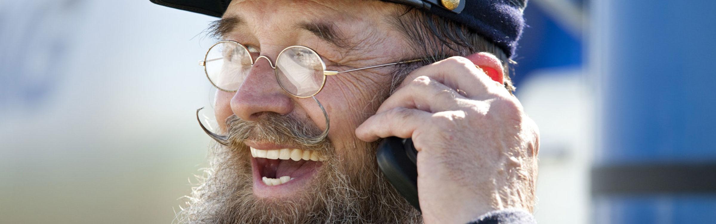 O civil war reenactor fails facebook