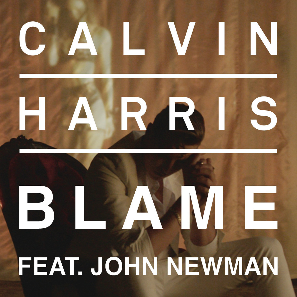 Calvin harris blame 2014 official 1200x1200