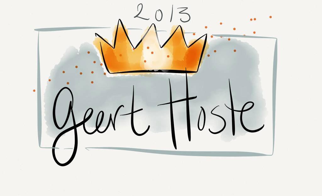 Geerthoste king