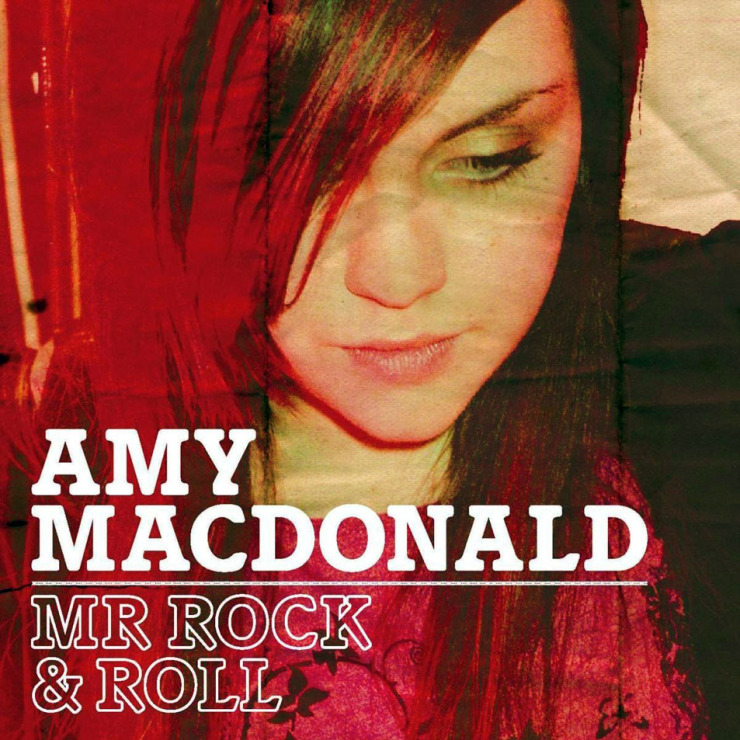 Amy macdonald mr rock y roll  cd single  frontal