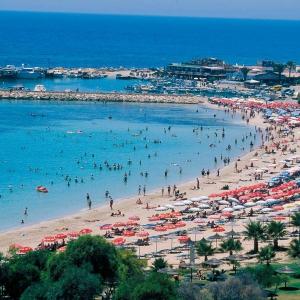 Cyprus agia napa beach