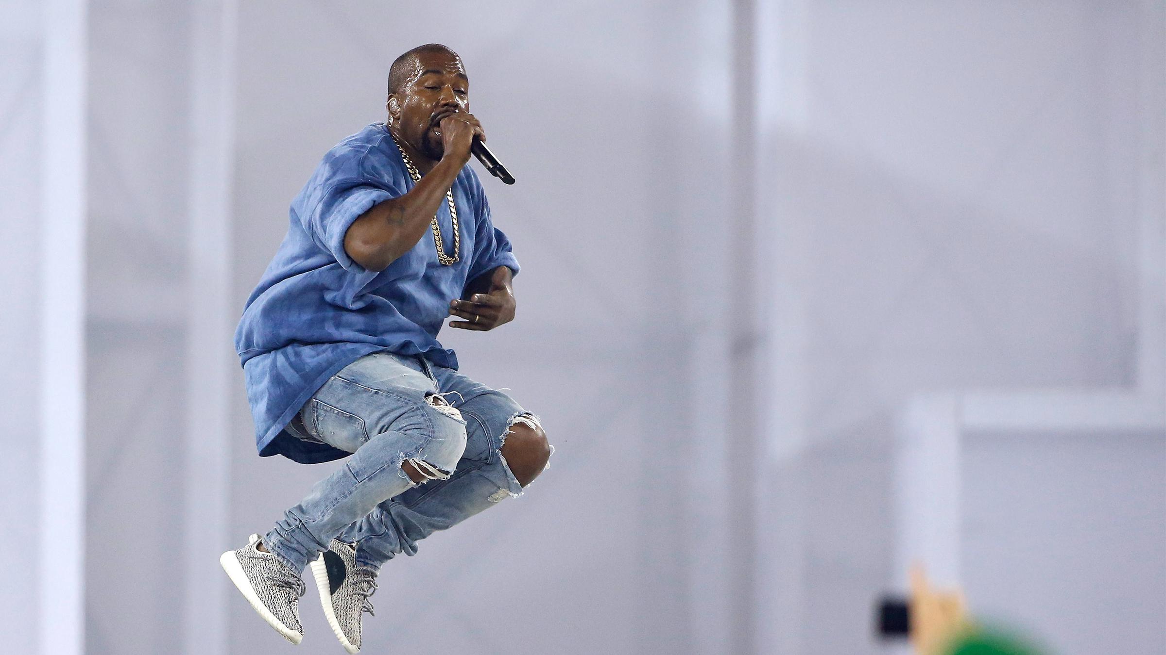 Kanye amsterdam teaser