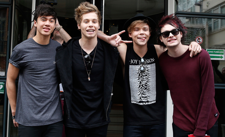 5 seconds of summer2