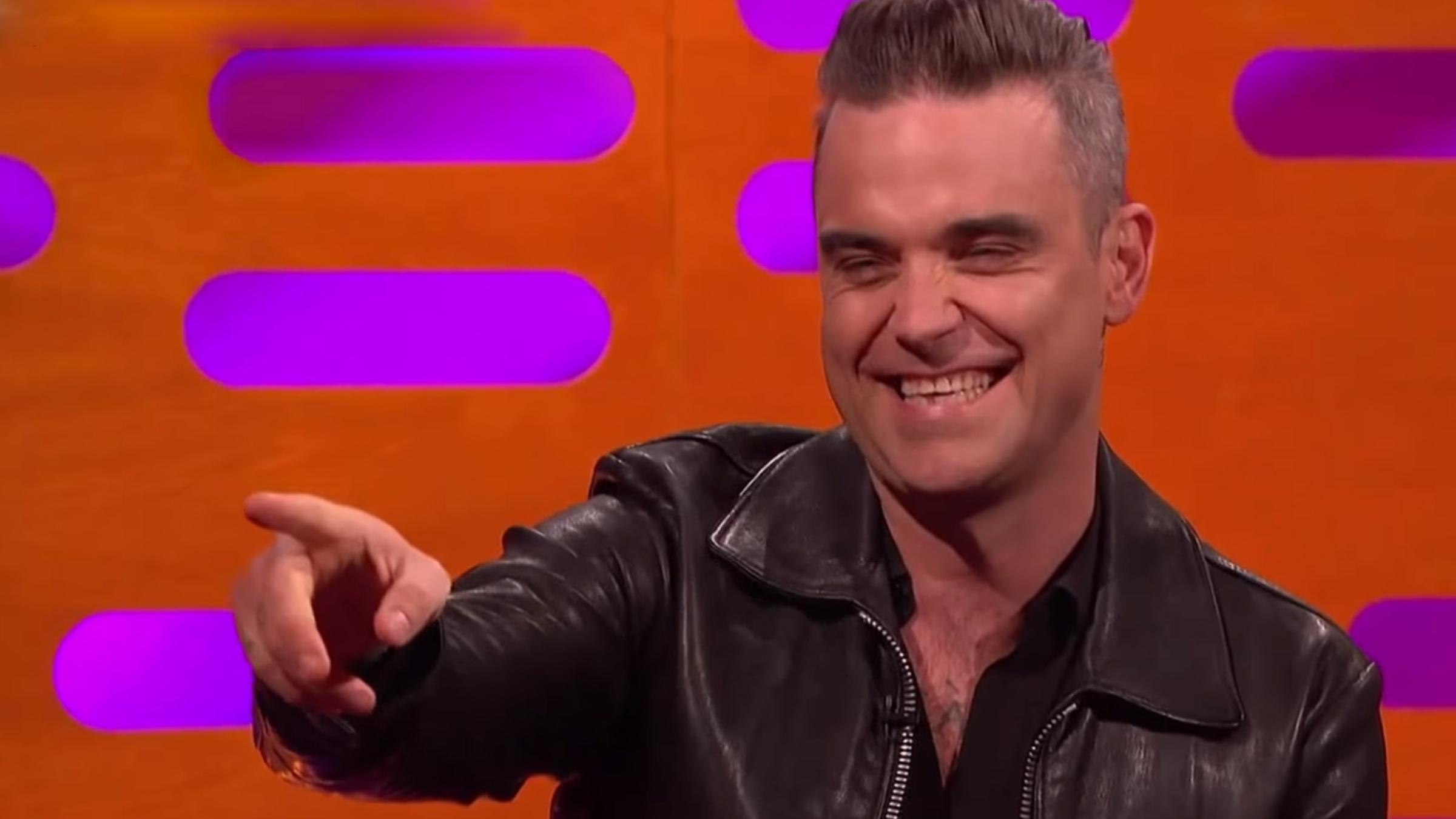 Robbie graham teaser