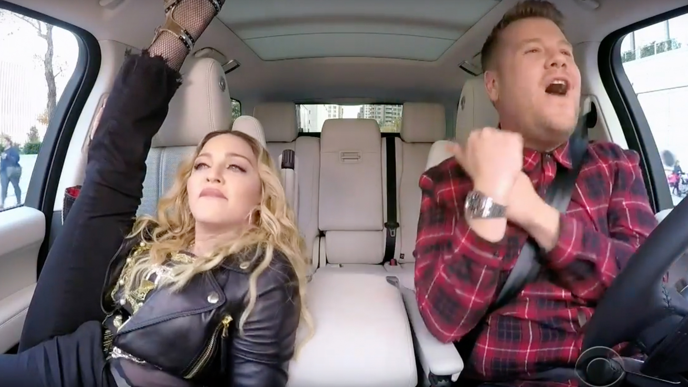 Teaser madonna carpool