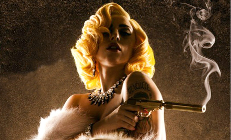 Lady gaga machete kills 0