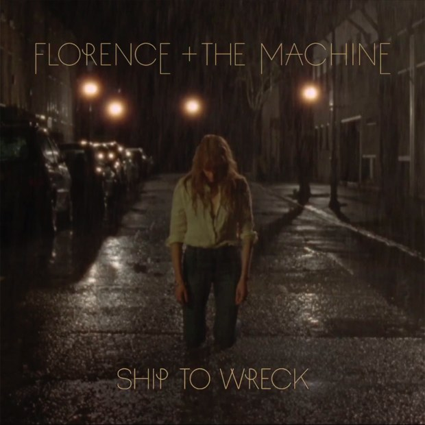 Florence and the machine ship to wreck cover