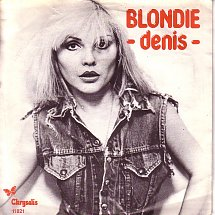 Blondie denis chrysalis 3 s