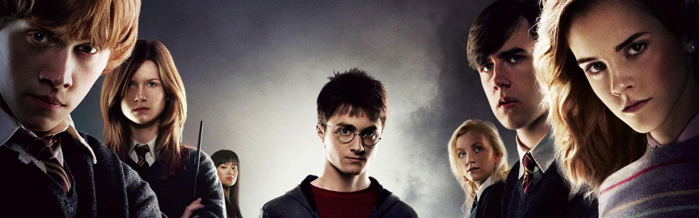 Harrypotter algemeen