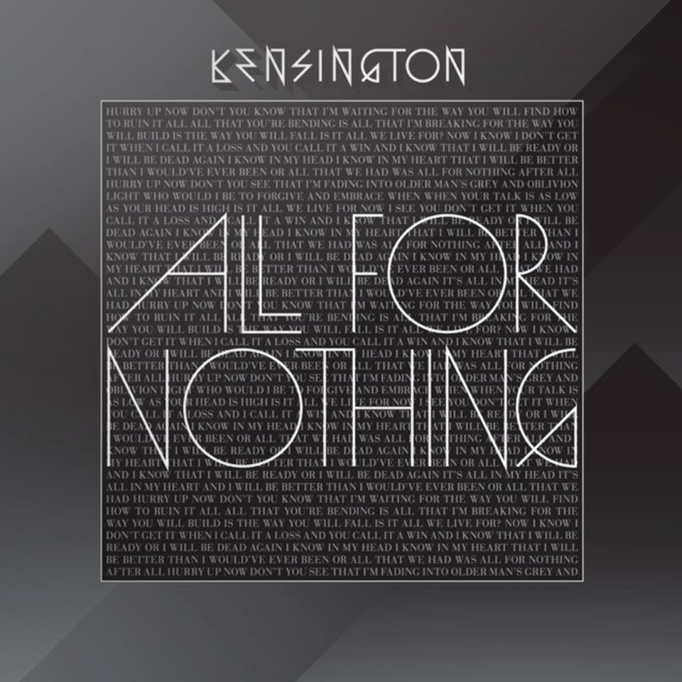 Allfornothing single