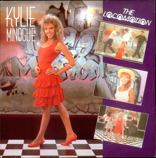 Kylie minogue the locomotion 29246