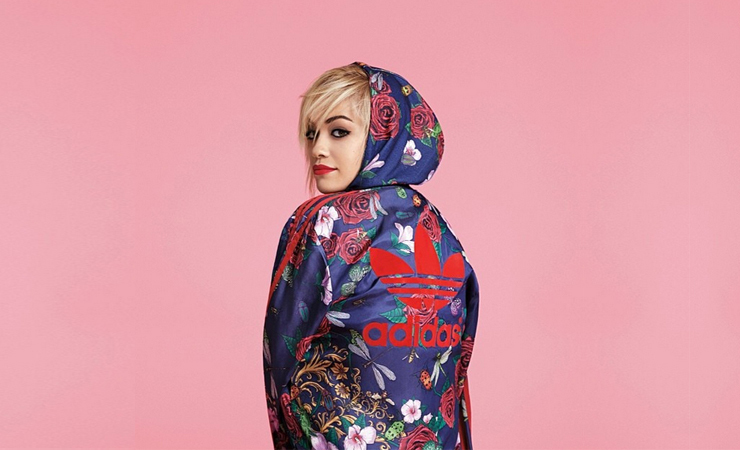 Rita ora adidas collection