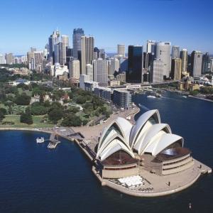 Australien sydney opernhaus