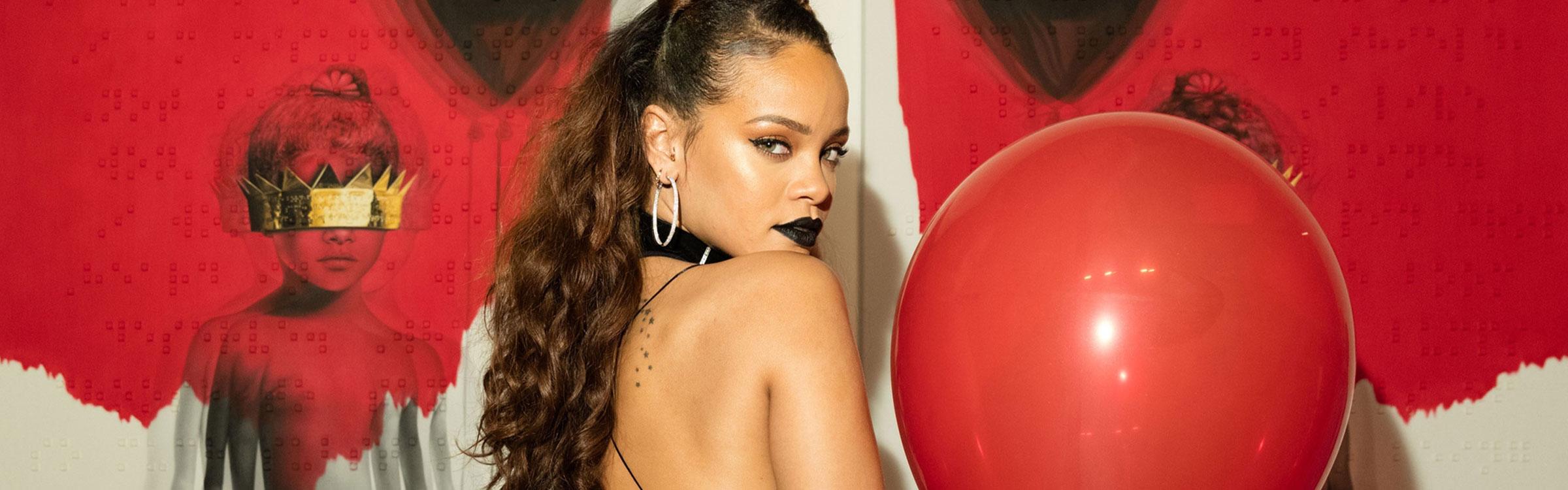 Rihanna anti page