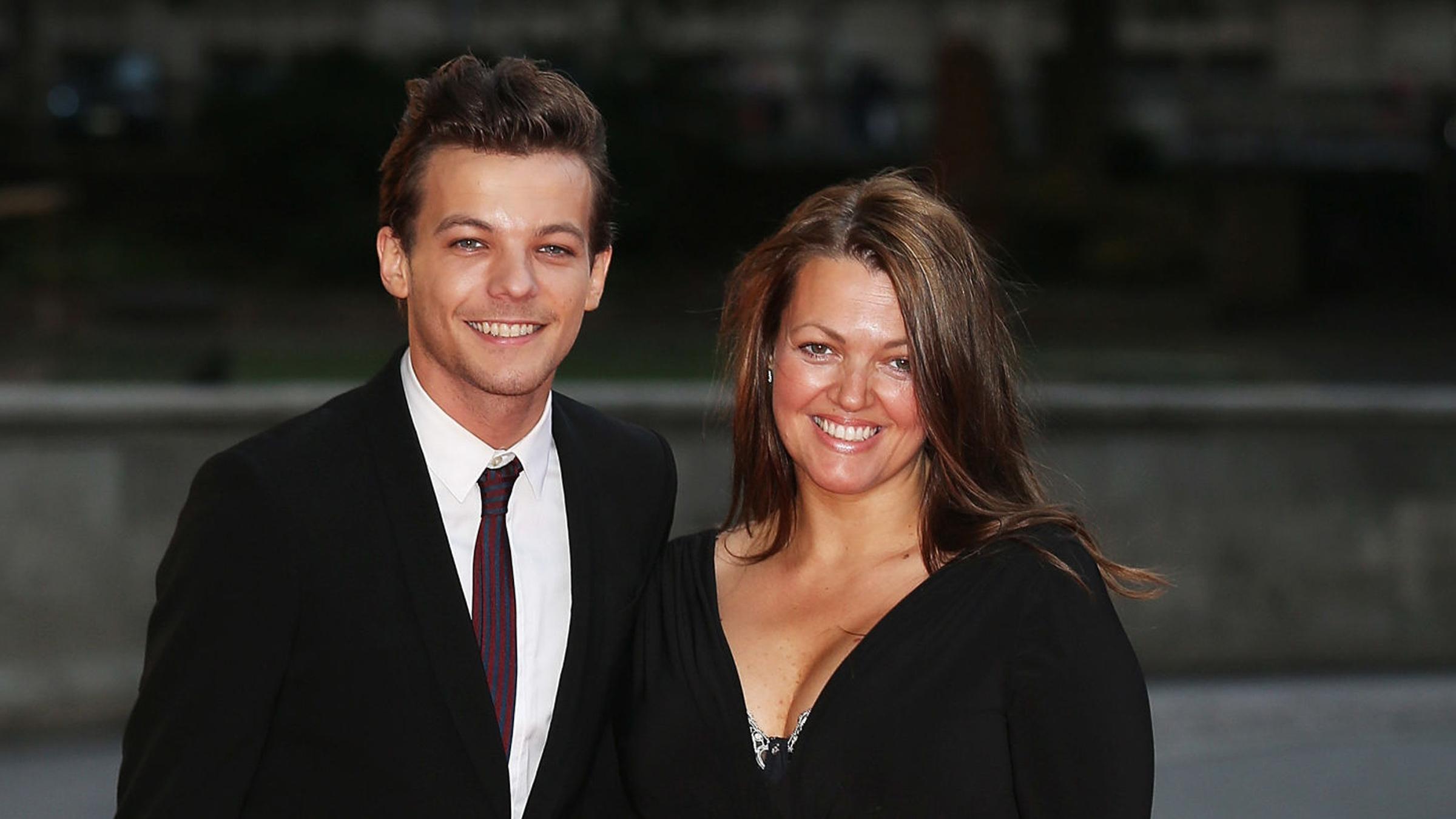 Louis moeder teaser
