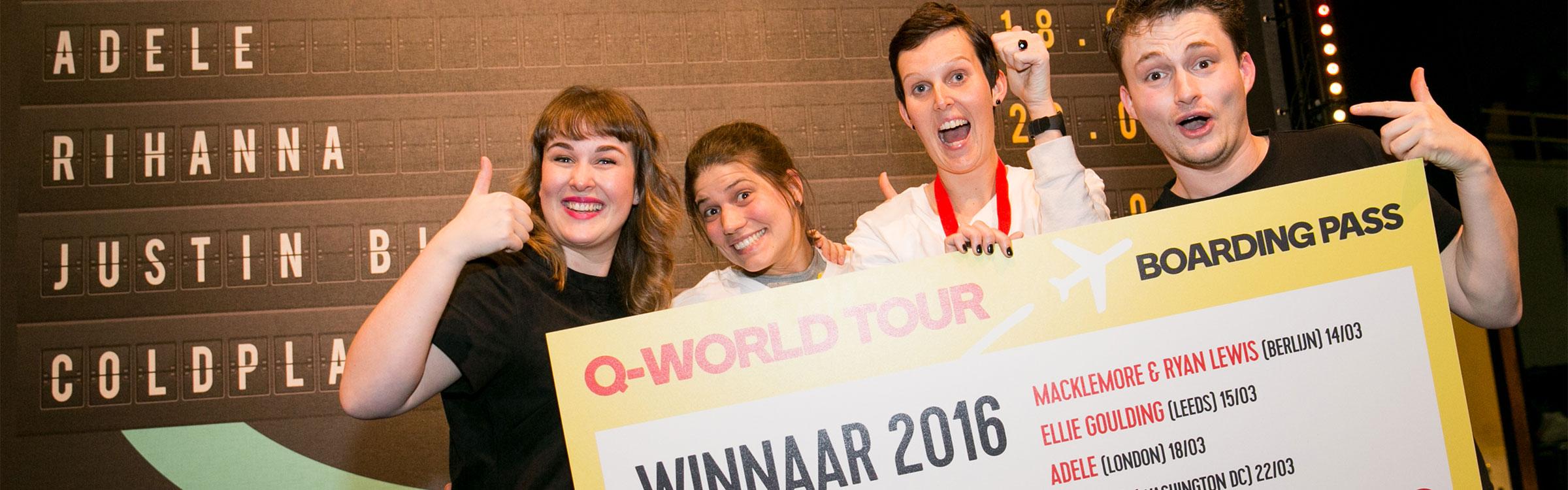 Qworldtour page