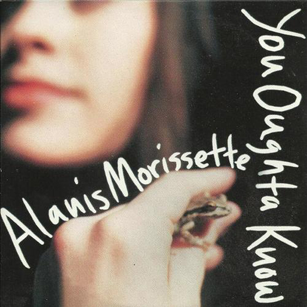 Capa de you oughta know de alanis morissette