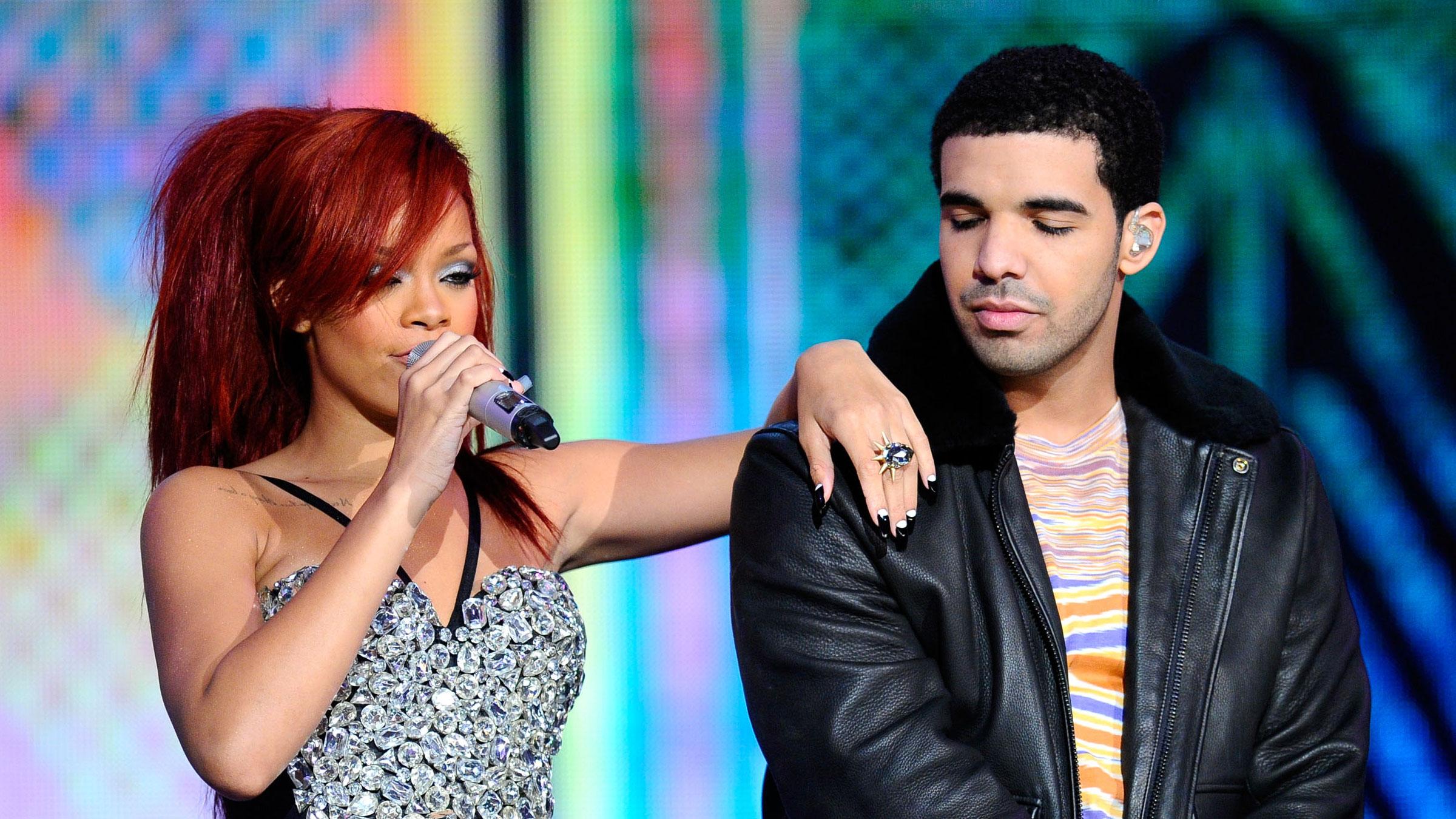 Drake riri teaser