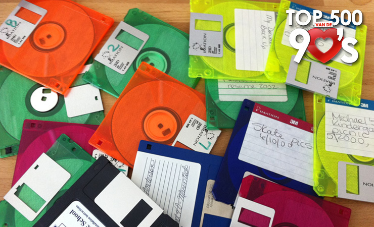 Atp top500vd90s diskettes
