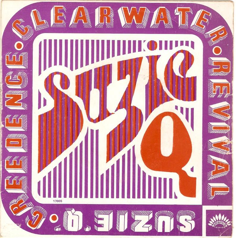 Creedence clearwater revival suzie q premiere partie 1969