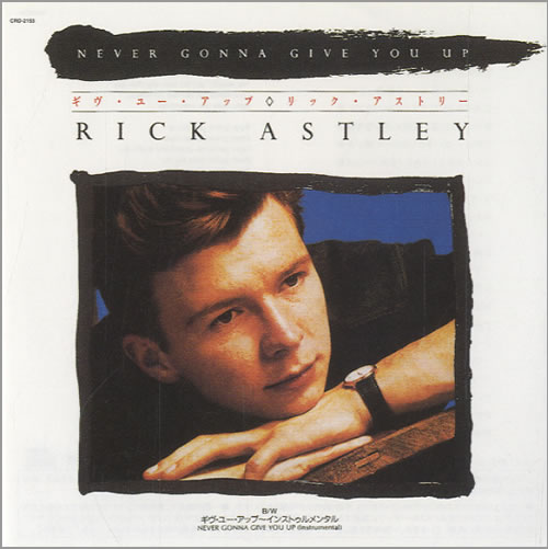 Rick astley never gonna give 472471
