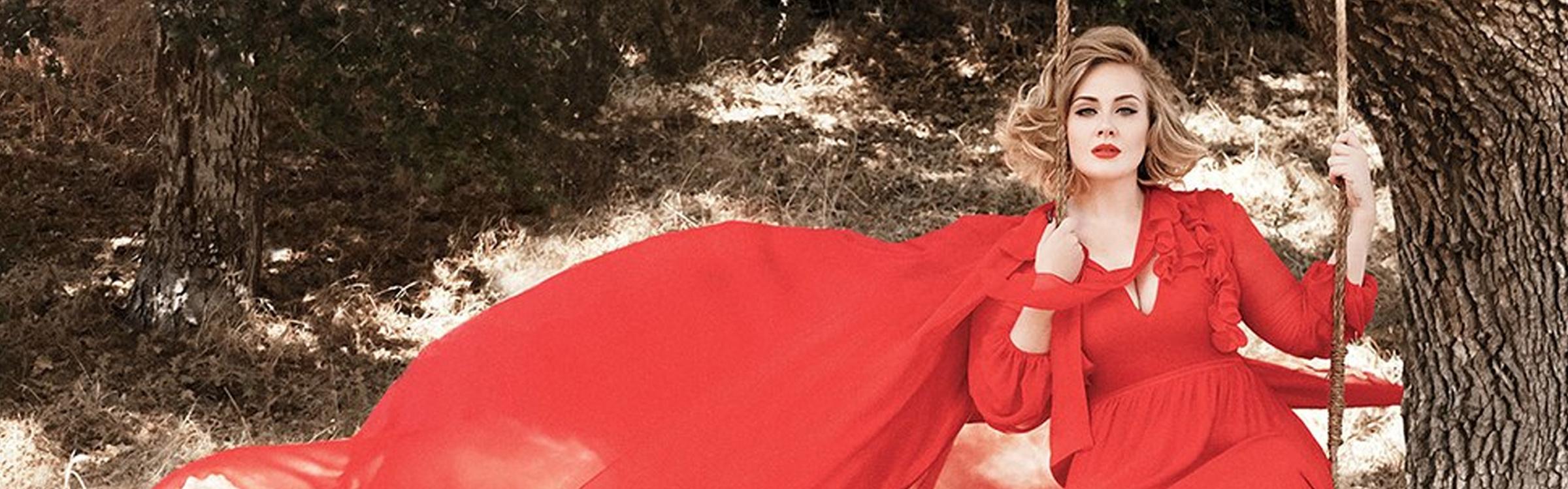 Adele depressie header