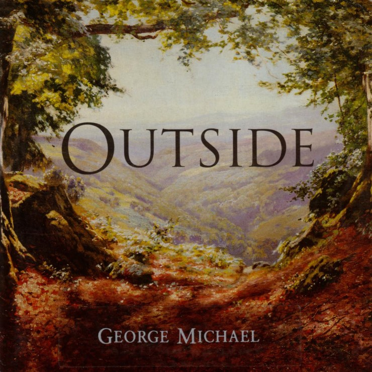 George+michael+outside