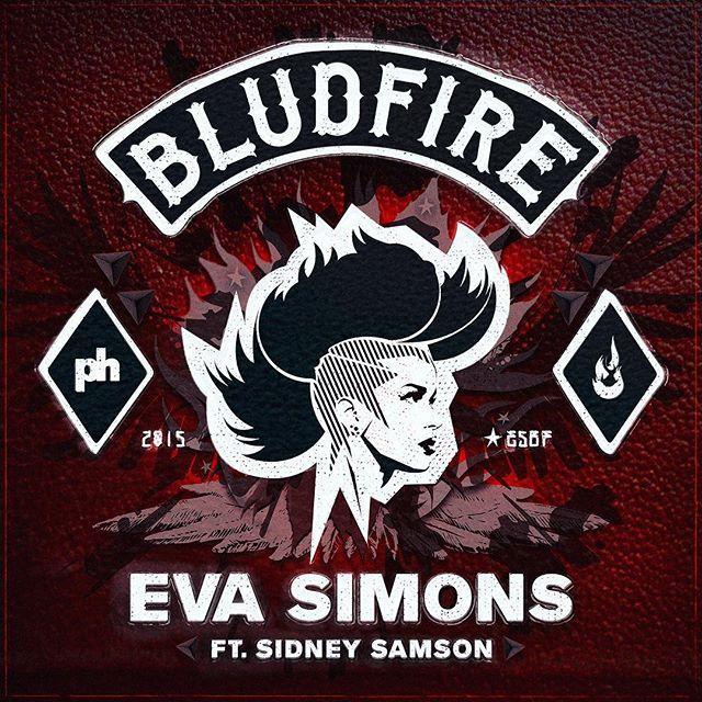 Eva simons bludfire