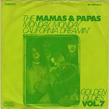 The mamas and papas monday monday probe s