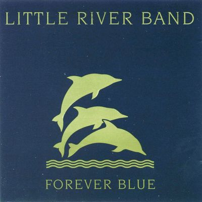 Normal little river band   forever blue 28the very best of29 front