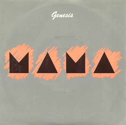 Genesis mama  single cover