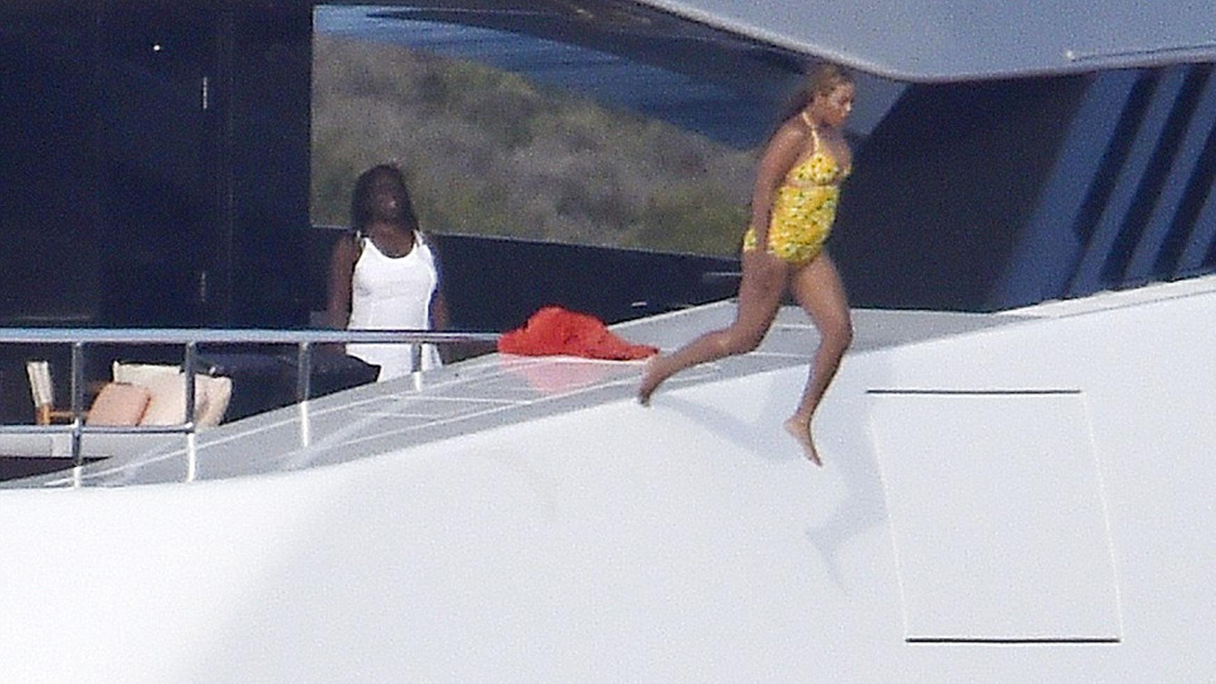 Beyonce tease