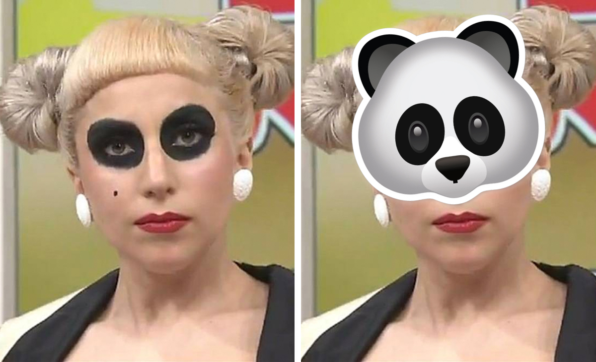 Gaga panda