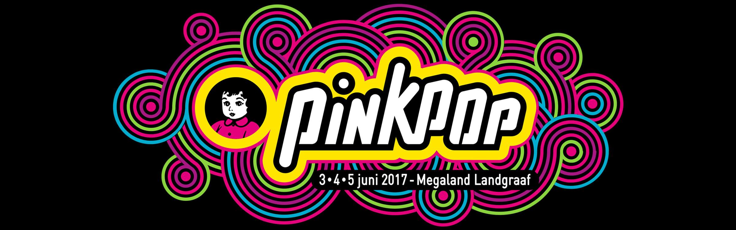 Pinkpop header 2017