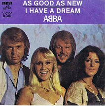 Abba as good as new rca s