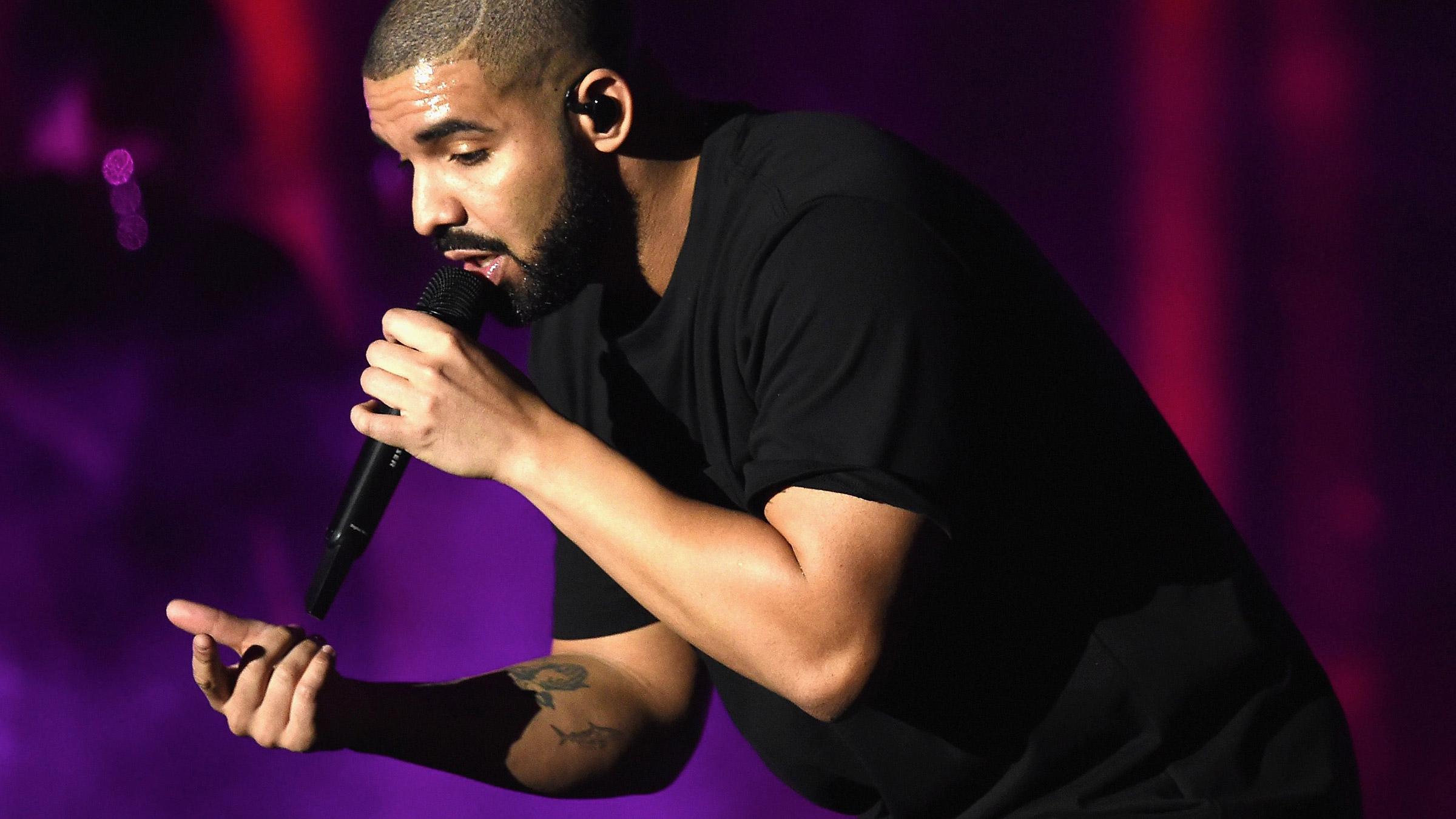 Drake teaser