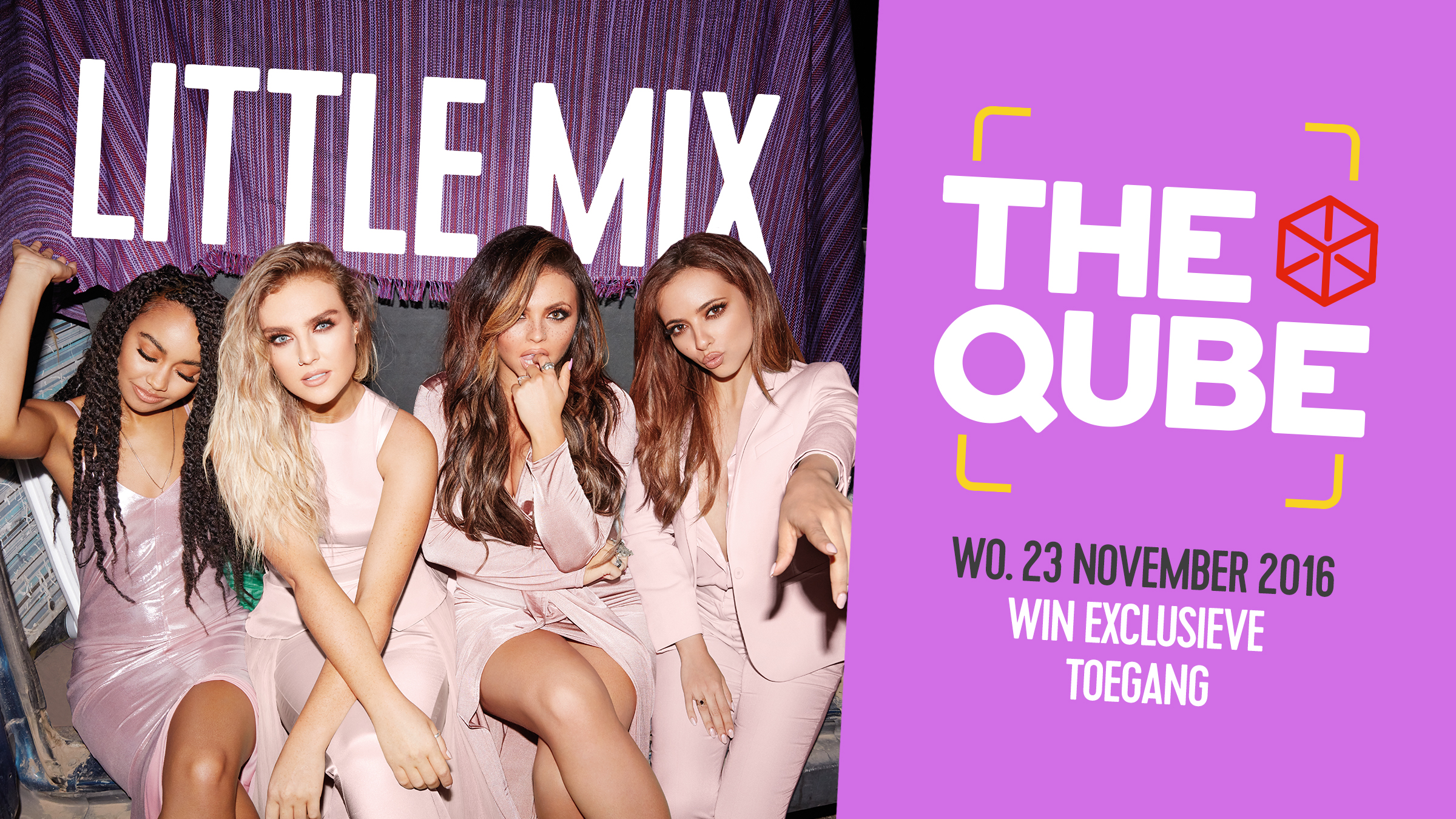 Qmusic teaser littlemix