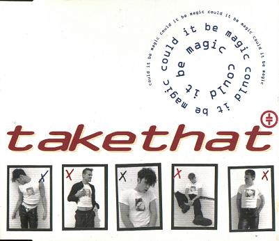 Take that could it be magic uk cd single