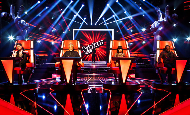 Realitytv the voice first look