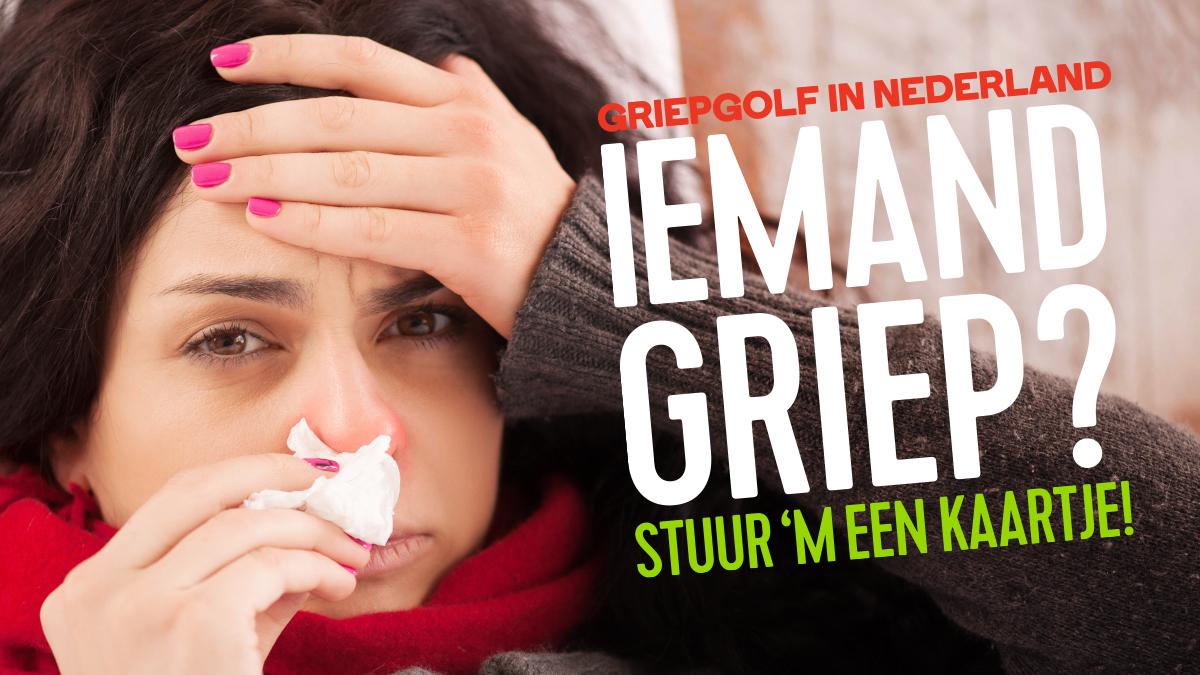 Qmusic teaser griep