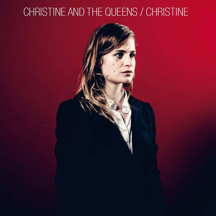 Christine and the queens christine single pochette