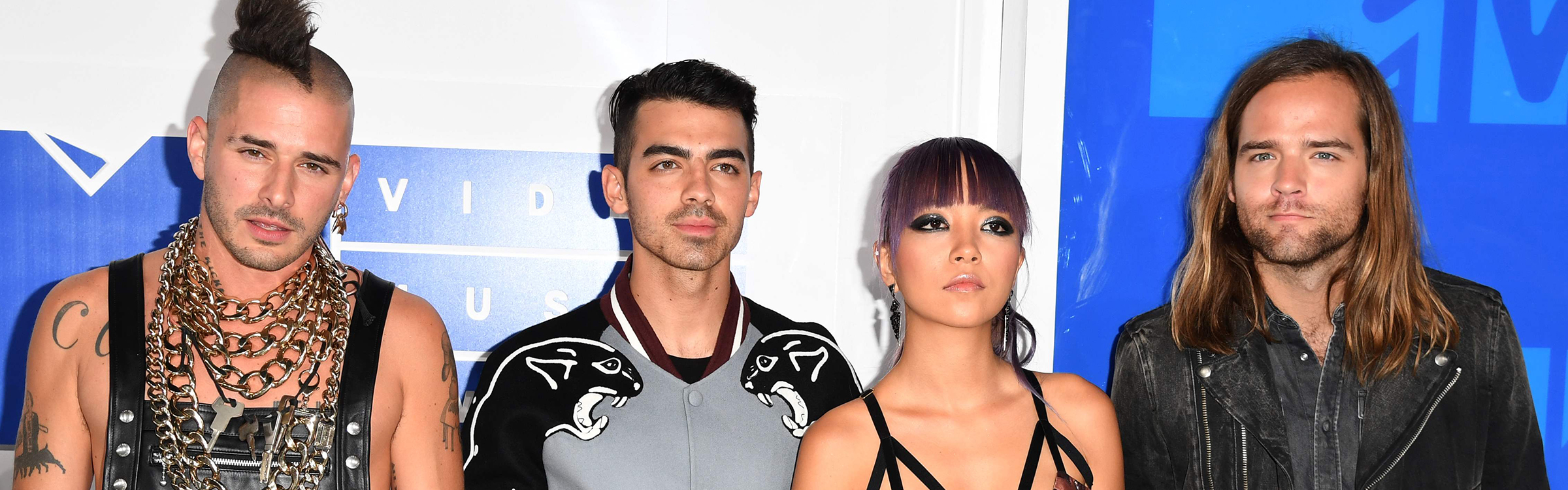 Dnce new album header