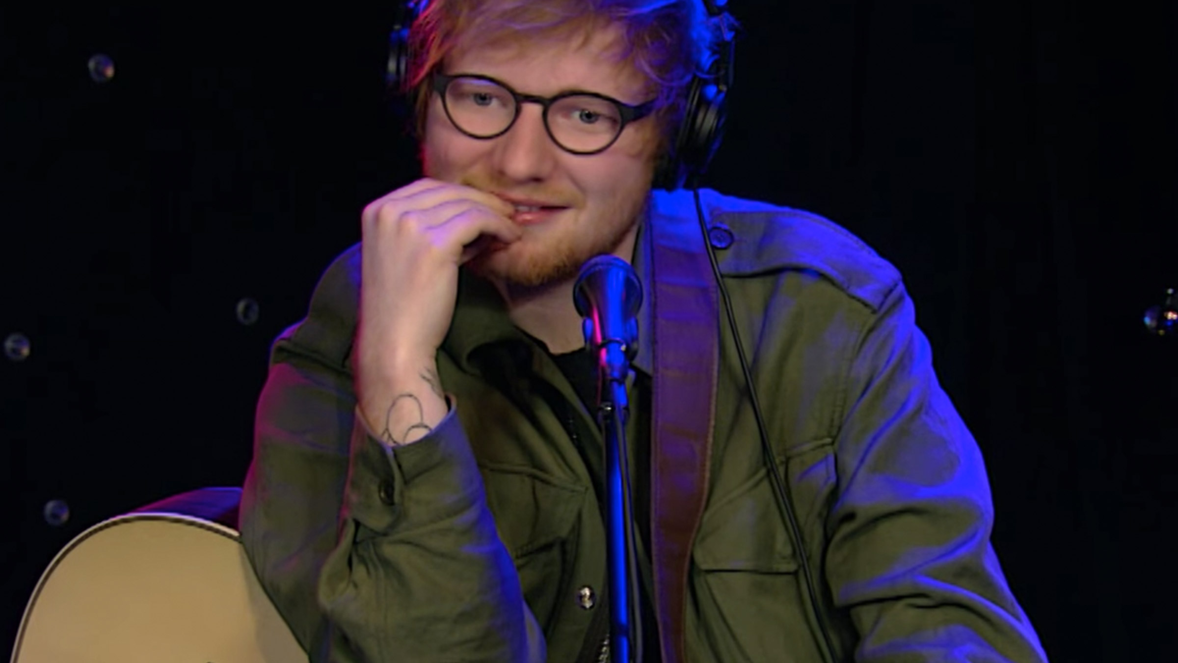 Ed singing teaser