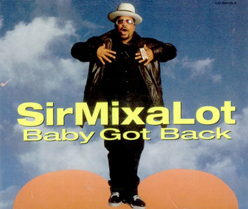7 sir mix a lot baby got back