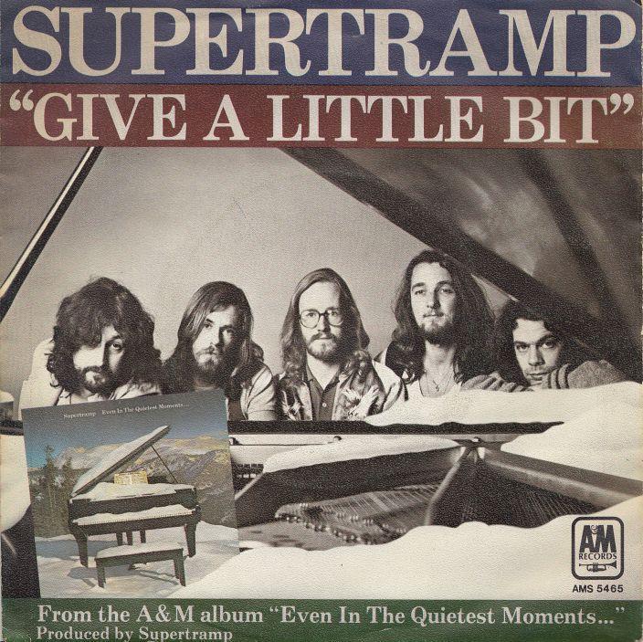 Supertramp give a little bit am 4