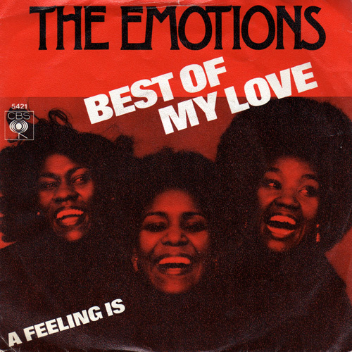 011 the emotions best of my love