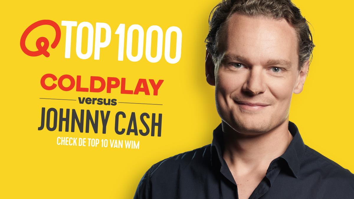 Qmusic teaser top1000 djs wim