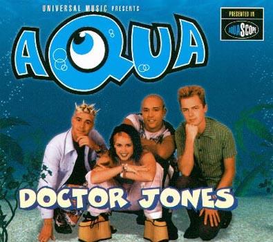 Dr jones aqua